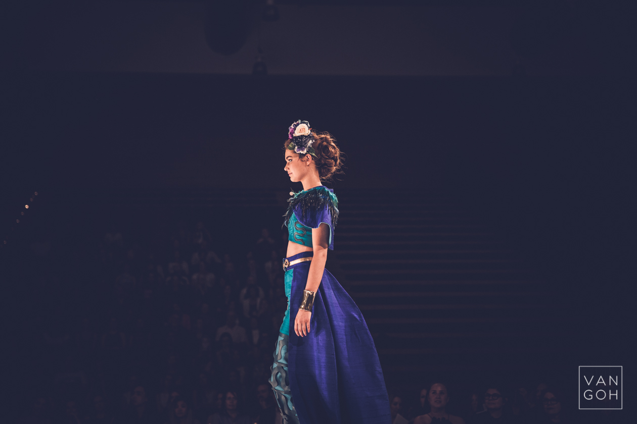 Curtin Graduate Fashion Show 2014