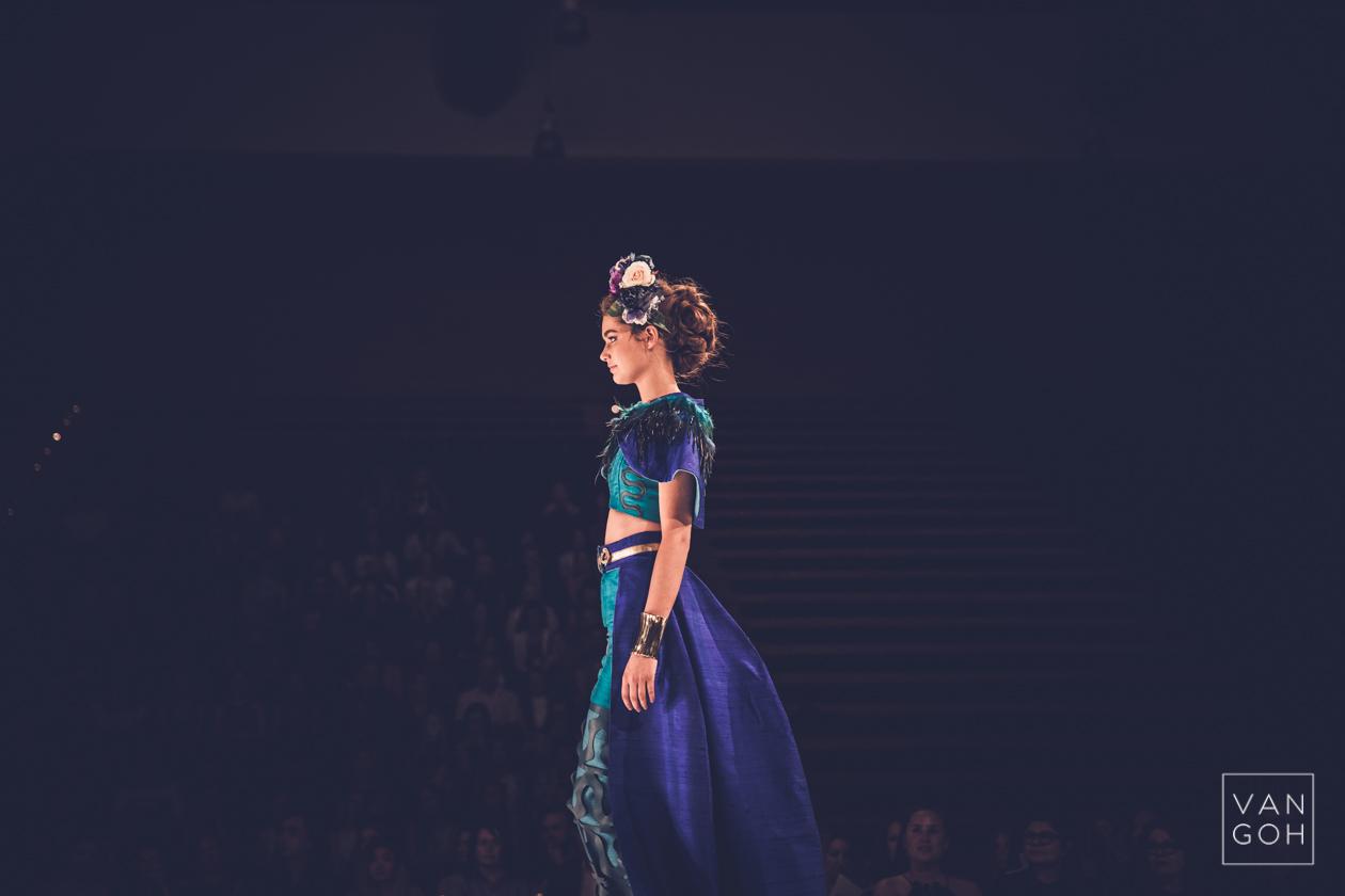 Curtin Graduate Fashion Show 2014