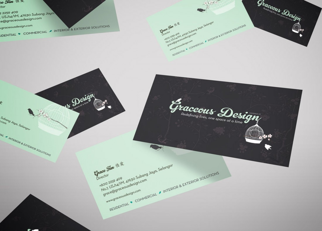 Graceous design interior designer branding vangoh creative graceous design magicingreecefo Choice Image